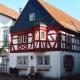 <strong>Restaurant - Zum Horrweiler Hecht -</strong><br />Stilgerechte Renovierung der Fenster/Türen aus Kunststoff mit Wiener Sprossen<br />nach Auflage des Denkmalschutzes<br /><strong>Ort:</strong><br />Backhausstr. 14<br />55457 Horrweiler