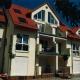 Eigentumswohnanlage mit 43 Wohnungen<br /><strong>Ort:</strong><br />Hornweg<br />55218 Ingelheim<br /><strong>Architekt:</strong><br />Bert Haag<br />Dipl.-Architekt (FH)<br /> Binger Str. 89<br />55218 Ingelheim<br /><strong>Bauherr:</strong><br />Molitor Immobilien GmbH<br />Rheinstr. 194b<br />55218 Ingelheim
