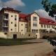<p>Golf Hotel Rheinhessen<br /><strong>Ort:</strong><br />Am Wissberg<br />55278 St. Johann<br /><strong>Bauherr:</strong><br />Molitor Immobilien GmbH<br />Rheinstraße 194b<br />55218 Ingelheim <br /><strong>Architekt:</strong><br />Bert Haag<br />Dipl.-Architekt (FH)<br />Binger Str. 89<br />55218 Ingelheim</p>