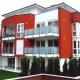 """Mehrfamilienwohnhäuser """"Mühlenpark""""<br /><strong>Ort:</strong><br />Am Marktplatz 5<br />65232 Taunusstein<strong><br />Architekt:</strong><br />Fischerplanung Taunusstein<br />Albert Fischer<br />Dipl.-Ing. (FH)<br />Baumgartenstr. 43<br />65232 Taunusstein<br /><strong>Bauherr:</strong><br />Atelier 2000 GmbH<br />Panoramastraße 41<br />65232 Taunusstein"""