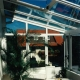 Anbau eines Pultdachwintergartens an eine vorhandene Terrasse<br /><strong>Ort:</strong><br />Windecker Landstr. 18<br />61118 Bad Vilbel
